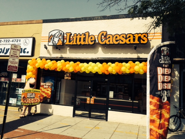 Little Caesars Georgia Ave